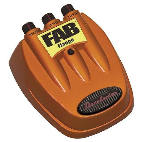 Danelectro D6 Fab Flange Pedal
