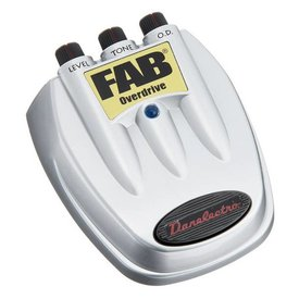 Danelectro Danelectro D2 Fab Overdrive Pedal