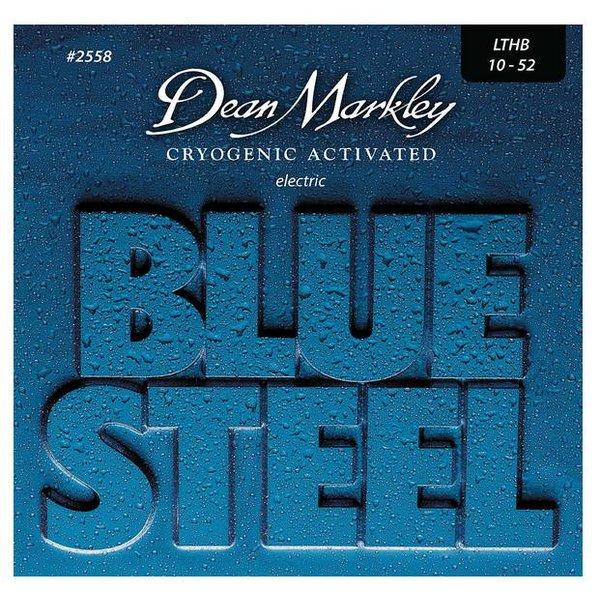 Dean Markley Dean Markley 2558 Blue Steel Electric Strings 10-52 Light Top/Heavy Bottom