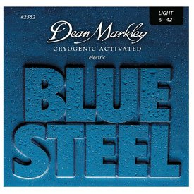 Dean Markley Dean Markley 2552 Blue Steel Electric Guitar Strings 9-42 Light