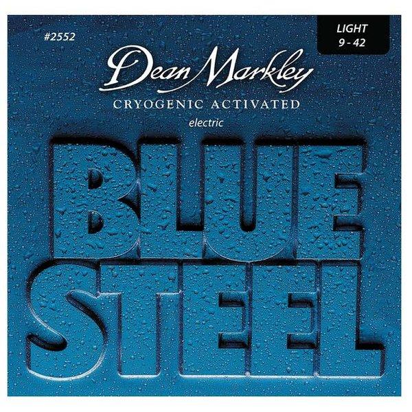 Dean Markley Dean Markley 2552 Blue Steel Electric Guitar Strings 9-42 Light
