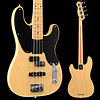 2018 Limited Edition '51 Telecaster PJ Bass, Maple Fingerboard, Blackguard Blonde S/N US18015826 9 lbs, 8.3 oz