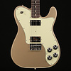 Chris Shiflett Telecaster Deluxe, Rosewood Fingerboard, Shoreline Gold S/N MX19005050 8 lbs, 4.8 oz