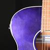 Ibanez AEWC10NMP AE Series - Night Metallic Purple Gloss S/N PW190101166 4 lbs, 8.9 oz