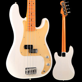 Fender Fender 50s Precision Bass Lacquer, Maple Fingerboard, White Blonde S/N MX18118126 8 lbs, 4.6 oz