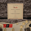 American Pro Stratocaster, Rosewood Fingerboard, Olympic White S/N US19023544 7lbs 14.2oz