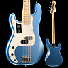 Fender Player Precision Bass Left-Handed, Maple Fingerboard, Tidepool S/N MX18213533 8lbs 8oz