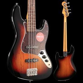 Squier Squier Classic Vibe '60s Jazz Bass, Laurel Fb, 3-Color Sunburst ICS19163180