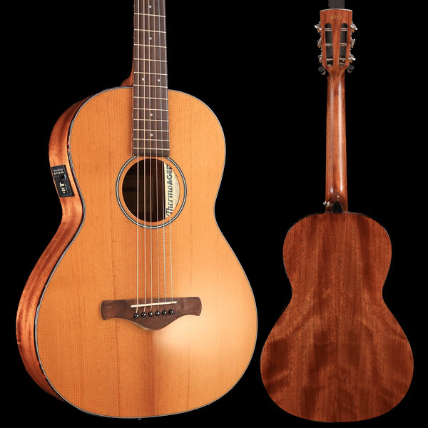 Ibanez Ibanez AVN9SPENT Artwood Series - Natural High Gloss S/N 170704707 3lbs, 12.1oz
