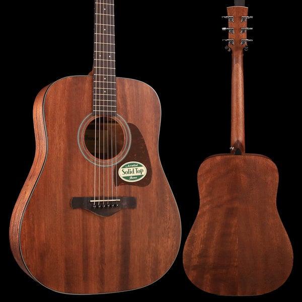 Ibanez Ibanez AW54OPN Artwood Acoustic Guitar Open Pore Mahogany