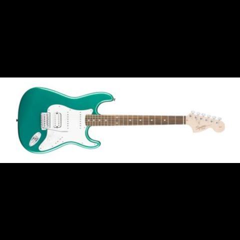 Fender Affinity Series Stratocaster HSS, Laurel Fingerboard, Race Green