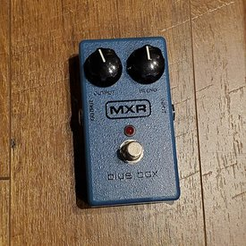 MXR Dunlop M103 MXR Blue Box Octave Fuzz - Used