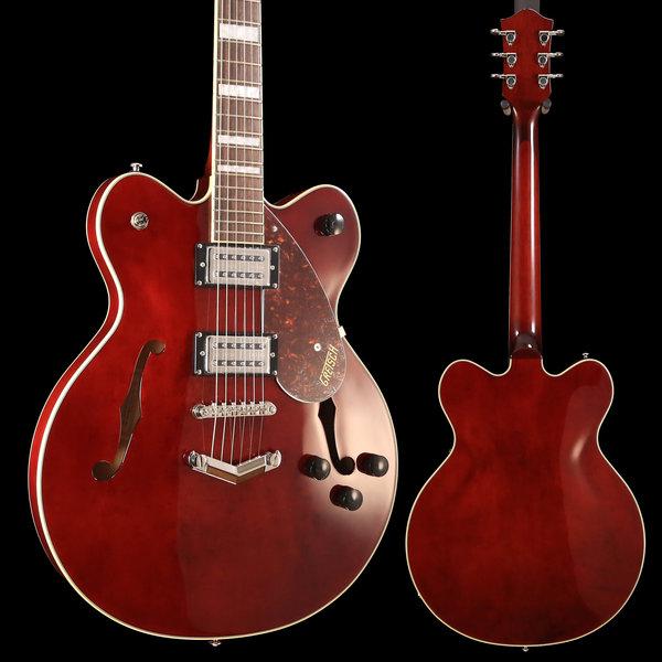 Gretsch Guitars Gretsch G2622 Streamliner Center Block w/ V-Stoptail, Laurel FB, Walnut Stain