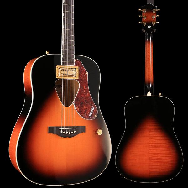 Gretsch Guitars Gretsch G5031FT Rancher Dreadnought, Fideli-Tron Pickup, Sunburst S/N IS180400083 5lbs, 12oz