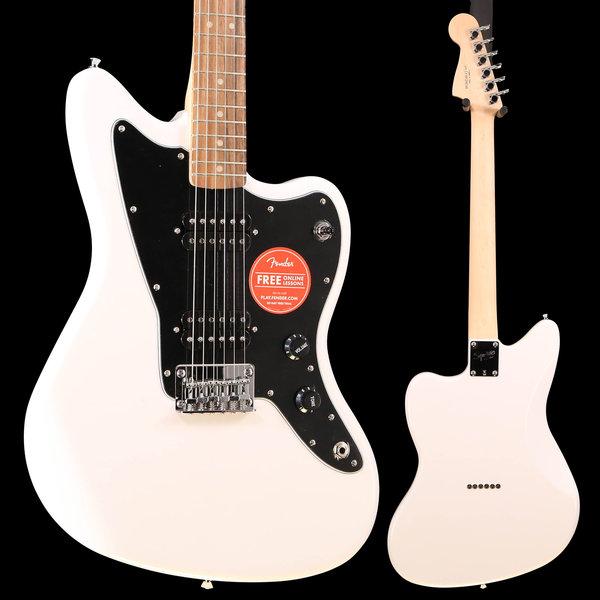 Squier Fender Affinity Series Jazzmaster HH, Laurel Fingerboard, Arctic White