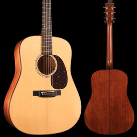 Martin Martin D-18 Modern Deluxe Series w Case S/N 2253449 3lbs 14oz USED