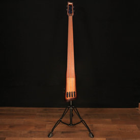 Ibanez Ibanez Bass Workshop 4str Bass - Upright - Mahogany Oil Burst S/N I190204285