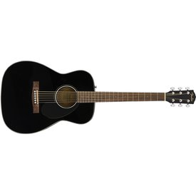 Fender Fender CC-60S Concert Guitar, Black