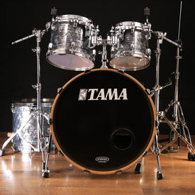 TAMA Tama Starclassic Performer Birch/Bubinga, 4-pc w/ Hardware, Charcoal Onyx