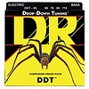 DR Strings DDT-55 Heavier DDT: Drop Down Tuning: 55, 75, 95, 115