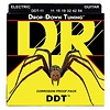 DR Strings DDT-11 Heavy DDT: Drop Down Tuning: 11, 15, 19, 32, 42, 54