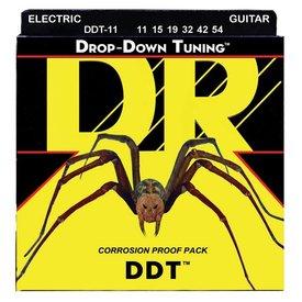 DR Handmade Strings DR Strings DDT-11 Heavy DDT: Drop Down Tuning: 11, 15, 19, 32, 42, 54