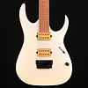 Ibanez JBM10FXPWM Jake Bowen Sig. 6str Electric Guitar, Pearl White Matte S/N I190120651 6lbs 12.5oz