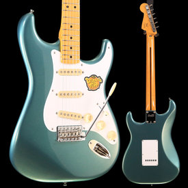 Squier Classic Vibe Stratocaster '50s Maple Fingerboard Sherwood Green Metallic S/N CGS1814658 7lbs 6.1oz