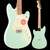 Duo-Sonic SS, Pau Ferro Fingerboard, Surf Green S/N MX17902338 6lbs 2.3oz