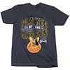 Gibson GA-PBGMXL Played By The Greats T (Charcoal), XL