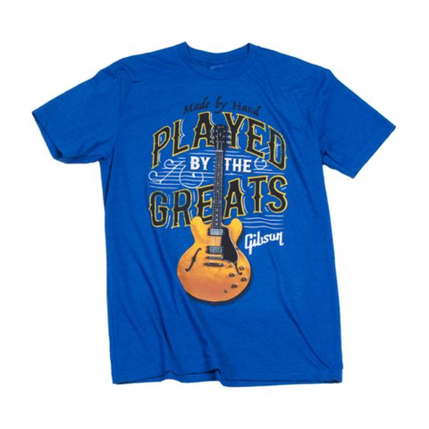 Gibson GA-PBRMLG Played By The Greats T (Royal Blue), Large