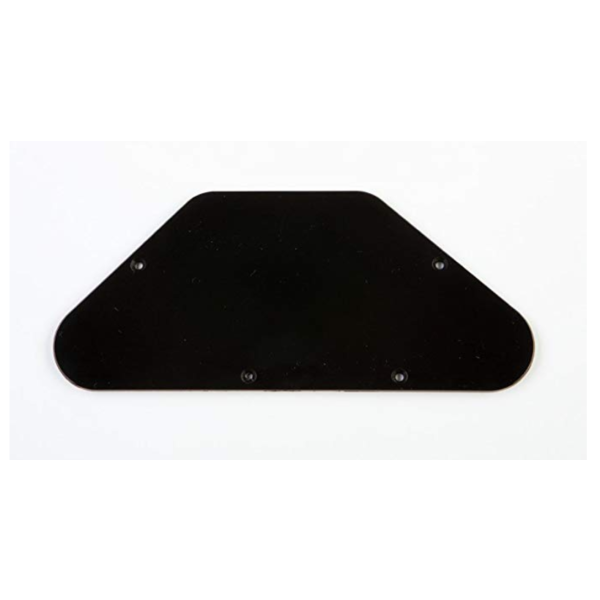 Gibson Gibson PRCP-020 Standard Control Plate (Black)
