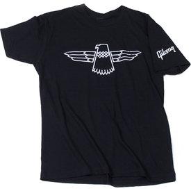 Gibson Gibson GA-TBVMXXL Thunderbird T-Shirt (Black), XXL
