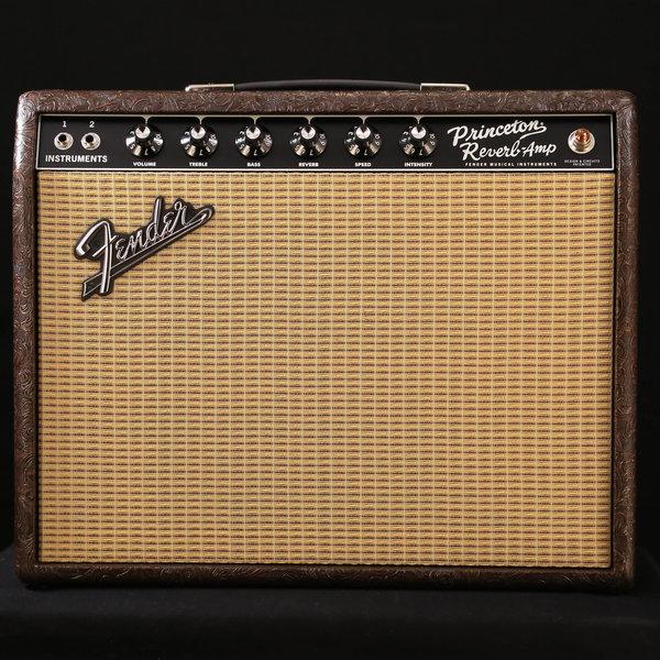 Fender Fender 65 Princeton Western w/ Jensen C12Q, 120V