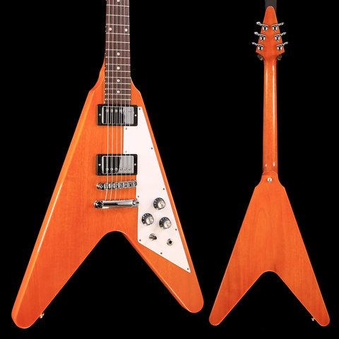 Gibson DSV00ANCH1 Flying V 2020 Antique Natural S/N 110290109 7lbs 0.3oz