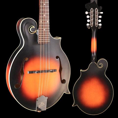 The Loar LM-370-VSM F-Style Mandolin S/N A14100791 2lbs 5.6oz
