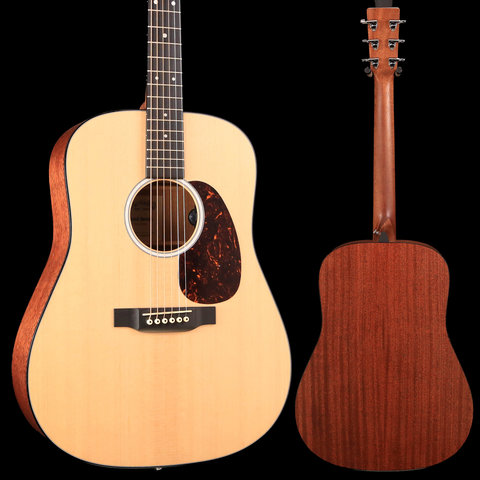 Martin D-10E Road Series (Soft Shell Case Included) S/N 2285557 4lbs 14.3oz