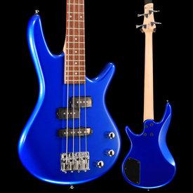 Ibanez Ibanez GSRM20SLB Gio Soundgear Mikro 3/4 Size Elec Bass Guitar Starlight Blue S/N I190213718 6lbs