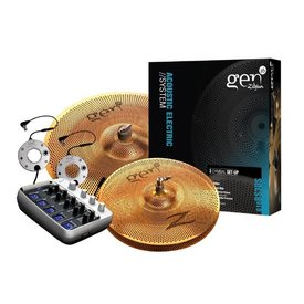 Zildjian Zildjian G16BS3DS Gen16 Buffed Bronze 13/18 Ds Box Set