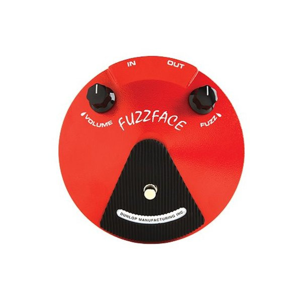 Jim Dunlop Dunlop JDF2 Fuzz Face Distortion