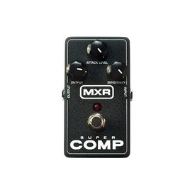 MXR Dunlop M132 MXR Supercomp Compressor