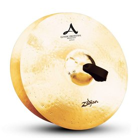 """Zildjian Zildjian A0761 18"""" Classic Orchestral Selection Medium Heavy Pair"""