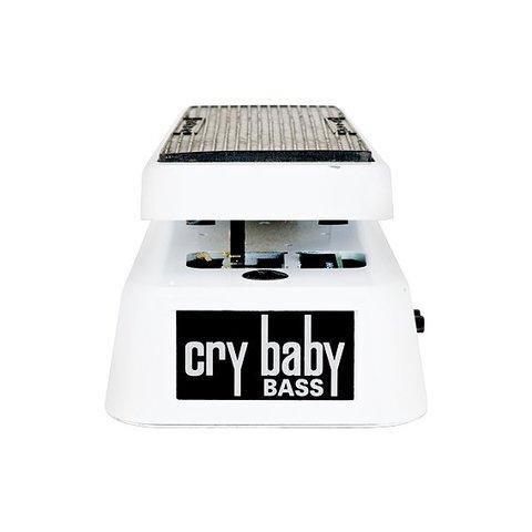 Dunlop 105Q Bass Wah White