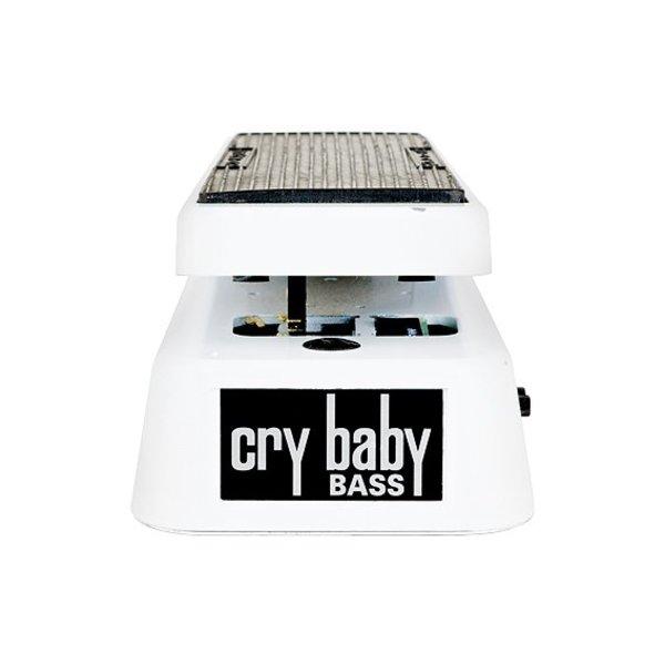 Jim Dunlop Dunlop 105Q Bass Wah White