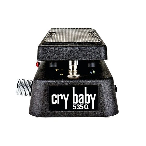 Dunlop 535Q-B Crybaby Q-Black