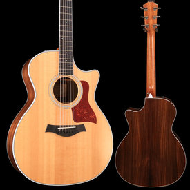 Taylor Taylor 414ce-R 2018 Rosewood Grand Auditorium Acoustic-Electric S/N 1109197086 4lbs 13.8oz