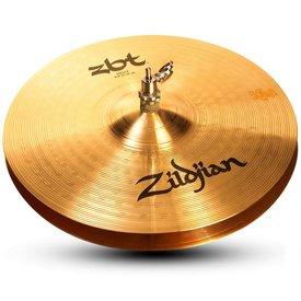 "Zildjian Cymbals Zildjian ZBT14HP 14"" ZBT Hi Hat Pair"