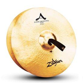 """Zildjian Zildjian A0783 19"""" Classic Orchestral Selection Medium Pair"""