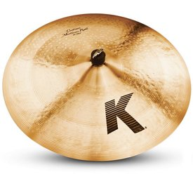 "Zildjian Zildjian K0856 22"" K Custom Medium Ride"