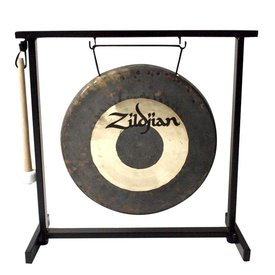 "Zildjian Zildjian P0565 12"" Traditional Gong And Stand Set"